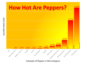 how much hotter is a ghost pepper than a jalapeno lean learning revolution. Black Bedroom Furniture Sets. Home Design Ideas